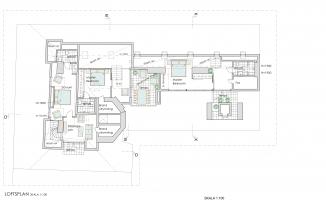 A04 Vindsplan översikt _ Layout